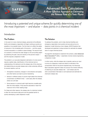 SAFER Systems white paper cover